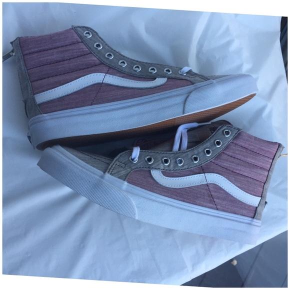 65a0899506 Vans SK8-Hi Slim Zip (74)